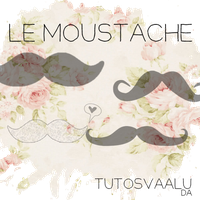 Brushes Le Moustache' by TutosVaalu
