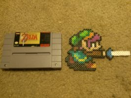 A Beadsprite to the Past: Part Deaux! by 8bitsofawesome