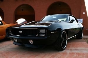 Black SS by ChaosWolf1