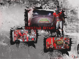 Christian Bryant Wallpaper by KevinsGraphics