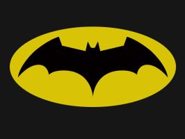 New Batman Logo by Wolverine080976