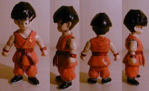 Dragonball end of Z Pan custom by pgv