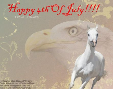 Happy 4th Of July by strick7267