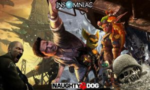 Insomniac Vs. NaughtyDog sig by Legion-Of-3
