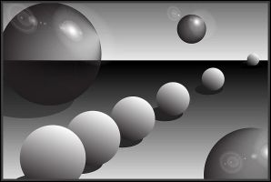 Balls and Bubbles by SCT-GRAPHICS