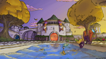Spyro: Gateway To Glimmer - Autumn Plains by AbyssinChaos