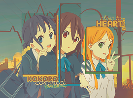 Kokoro Connect by BluemonsterNC