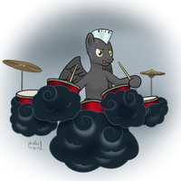 Thunder Drums by phallen1