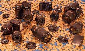 My Nikon Heaven by Cassini246