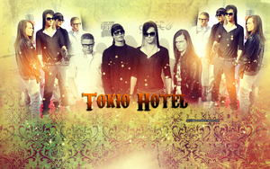 Tokio hotel wallpaper comet by kaulitzway