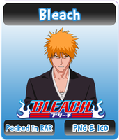 Bleach - Anime Icon by Rizmannf