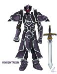Galactic Sentinels - Knightron Another Version by LavenderRanger