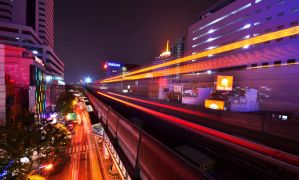 Bangkok Lights 3 by comsic