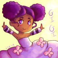 Pretty Little Gigi by shucakes
