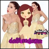 Doll Ariana Grande by SuspiroEditionS