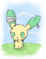Al the shiny minun by poke-helioptile294