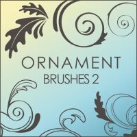Ornament Brushes 2 by MagicalViper