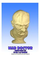 Mad Doctor Resin by OniBaka