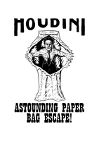 Houdini: Astounding Escape by GerrySwanson