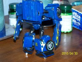 Anime Soundwave Sly Van 07 by coonk9