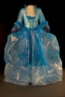 Plastic Ball Gown - 2 of 3 by TwistedTextiles