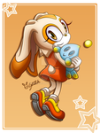 [STH] Cream The Rabbit by Gliitching