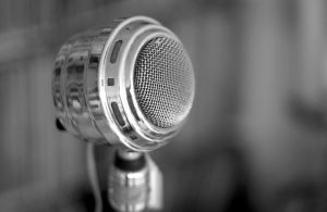 Microphone by Megalithicmatt
