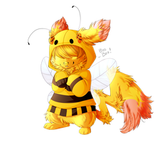 Busy Bee by FeisuCakester