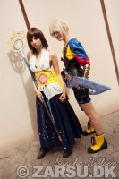 FFX - Tidus and Yuna Cosplay by Rpd95