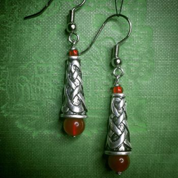 Pewter and Glass by Llyzabeth