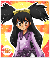 PKMN BW - Iris by Endless-Mittens
