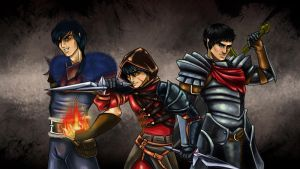 Heirs of the Champion by Arilysal