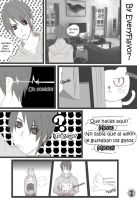 Argentina x Chile Doujin - 1 by everyflavor
