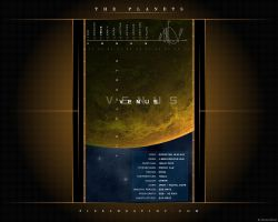 The Planets - Venus by Hameed