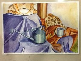 Water colour's Drawing 3 by musiks-momi