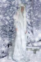 Goddess Of Winter by thefantasim