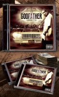Godfather Chronicles Mixtape / CD Template by MadFatSkillz