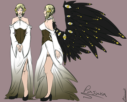 Duchess Pasuxa CONCEPT by Syrae-Universe