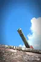 Old Cannon by Izam01