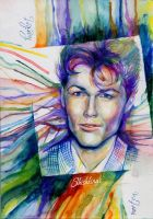 Morten Harket by Shishkina