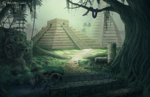 Lost Civilization by railrunnermiranda