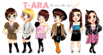 T-ara by chickenmai