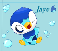 Jaye by Kat-The-Piplup