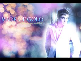 Made of Gold - Chuck Bass by Nuptaa