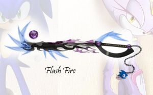 Flash Fire by OnyxChaos