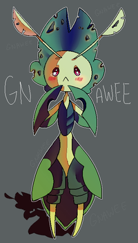 gnawee by ShadNoir