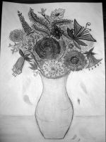 Flower vase by ANDRA995