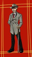 Strip Mobster Lucius by Simple-shadow