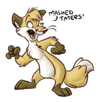 mashed taters by Kipper-Snax