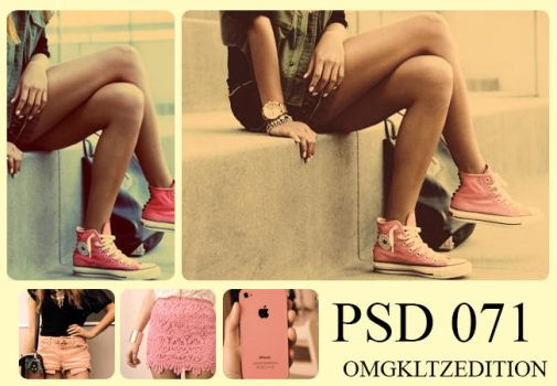 PSD 071 by OmgKltzEdition